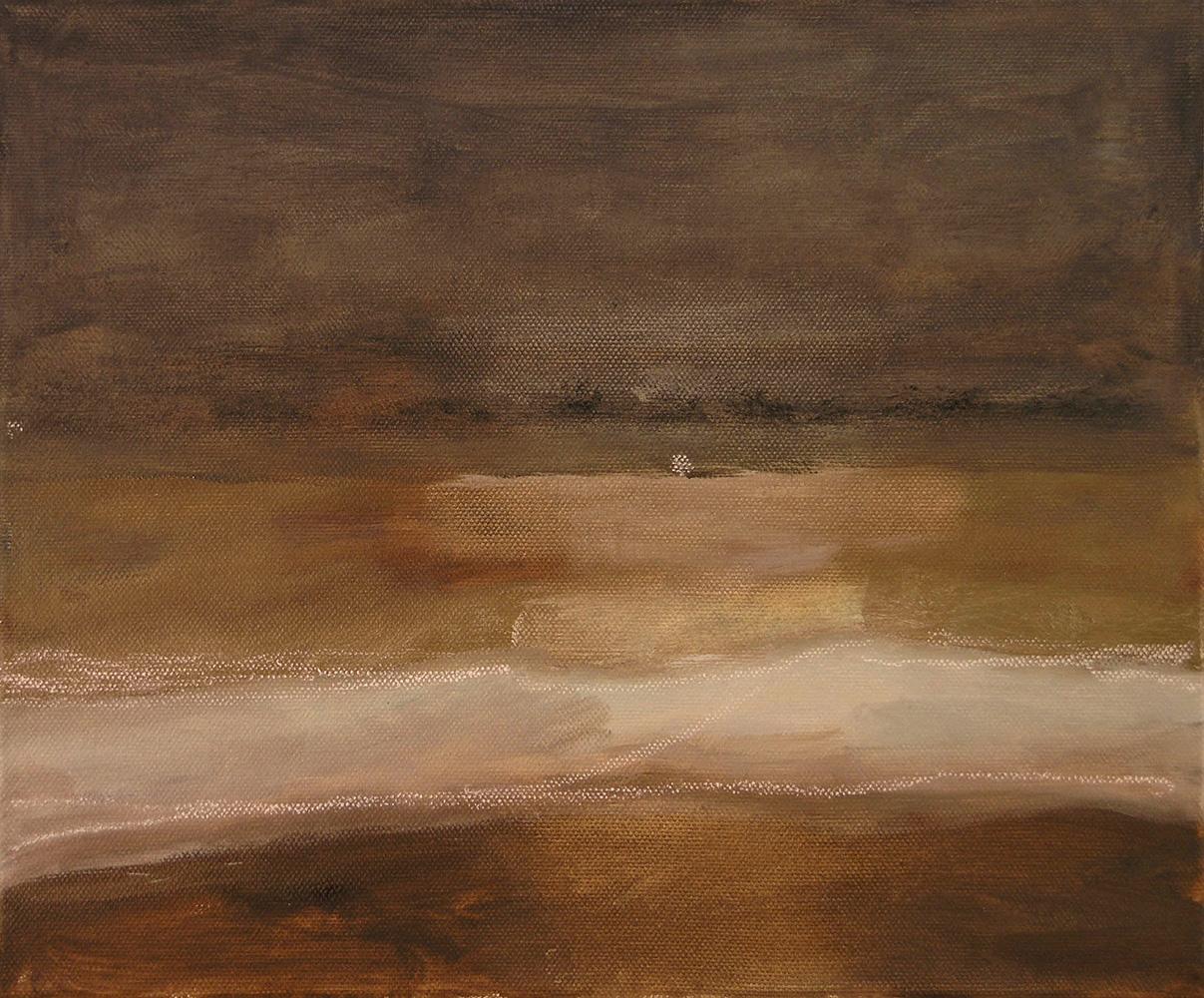 untitled. Oil on Linen