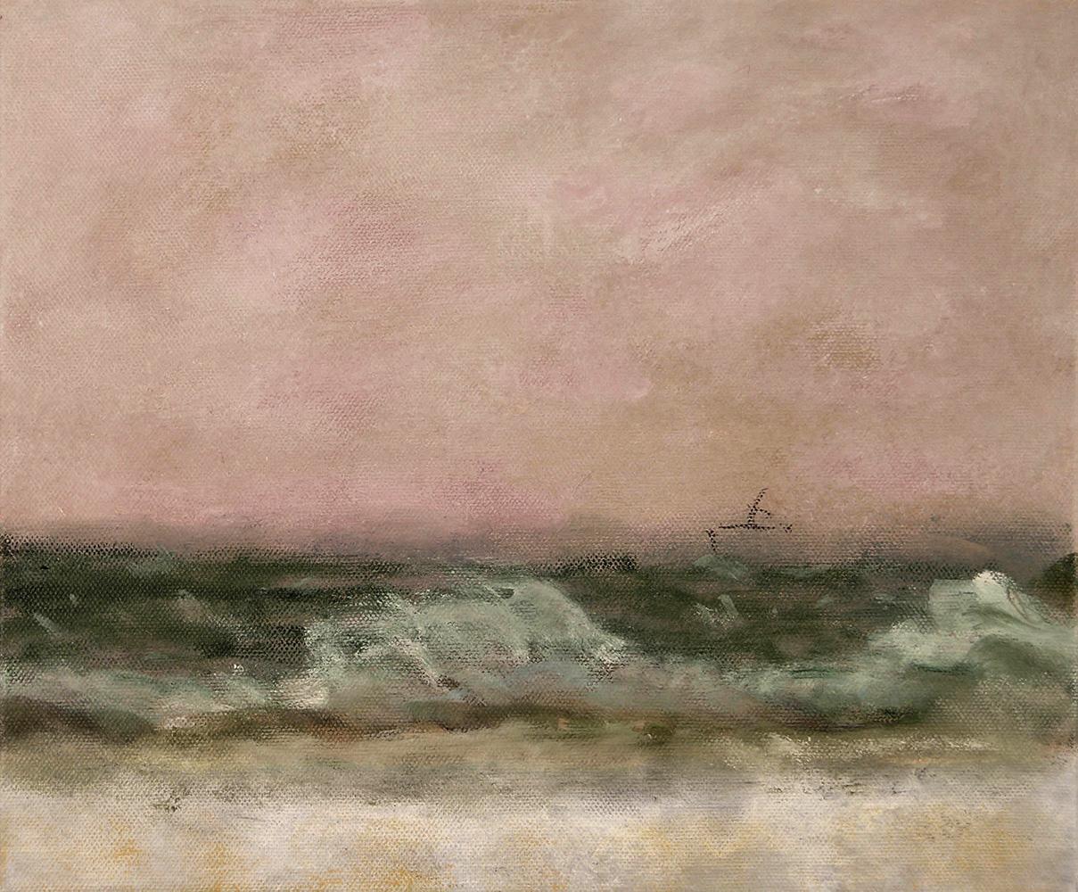 Untitled. Oil on Linen. 2010