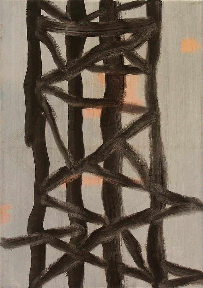 Distorted Crane